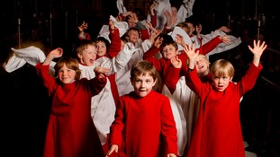 You can sponsor a chorister from £30 - £1,500