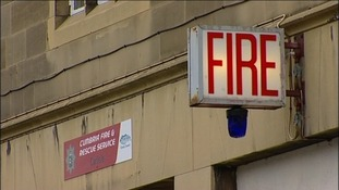 Cumbria County Council-Festive fire safety warning