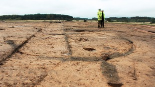Iron Age settlement unearthed at North East mine