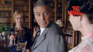 George Clooney has made a special guest appearance in Downton Abbey