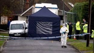 Viktoras Bruzas is accused of a double murder in Surrey.
