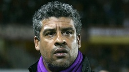 Former Dutch international Frank Rijkaard.