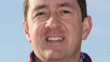 Olympic medallist Chris Boardman