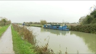 Jason Phillips was killed in the fire on the canal boat in Wiltshire