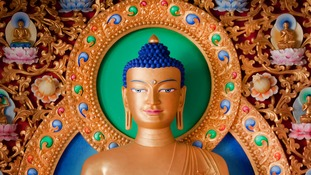 London celebrates the day of Buddha's enlightenment