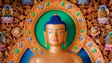 London celebrates the day of Buddha's enlightenment.