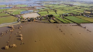 The Somerset Levels will get £4.2 million to spend on flood defences