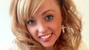 Hairdresser Hollie Gazzard was stabbed to death at work in Gloucester in February