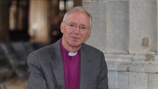 Right Reverend Nick McKinnel will be the Bishop of Plymouth