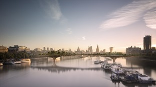 Garden Bridge approved by Westminster Council