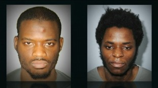 Killers Michael Adebolajo and Michael Adebowale.