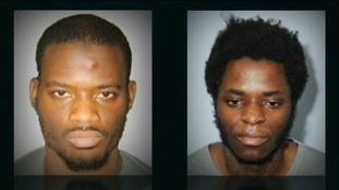 Killers Michael Adebolajo and Michael Adebowale.