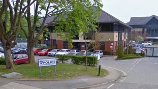 PC Richard Davis was dismissed from Thames Valley Police