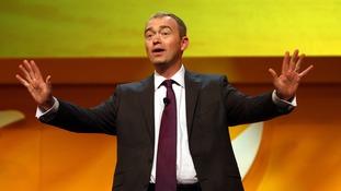 MP Tim Farron