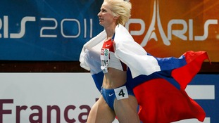 800m runner Yulia Rusanova is also named in the allegations.