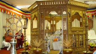 London Buddhist Vihara will be celebrating on Sunday July 31.