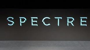 New Bond film name announced.