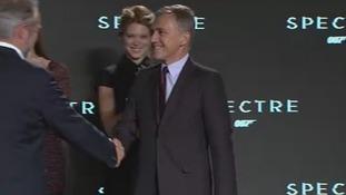Christoph Waltz joins new James Bond film cast