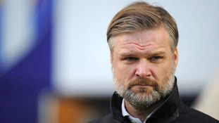 Steven Pressley has called his pitch the worst in the Football League