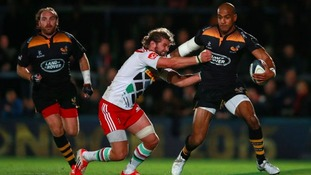 Wasps will play their first match on 21 December at the Ricoh Arena