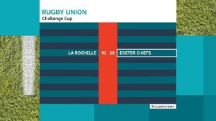 Exeter chiefs result