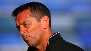 Phil Brown has been named as the Sky Bet League Two Manager of the Month for November.