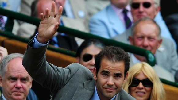 Seven-time Wimbledon champion Pete Sampras was on the receiving end of a couple of shock results at SW19 during his career.