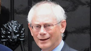 "Herman van Rompuy has said long-term growth is ""essential"" for the eurozone."