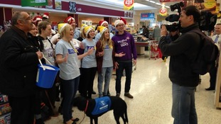 Hundreds of stores are taking part in the Big Bag Pack