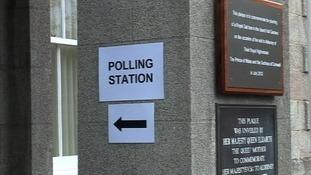 Alderney election