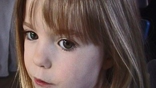 Madeleine McCann disappeared in 2007, aged 3