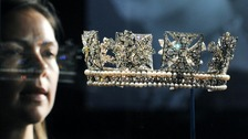The Queen's Diamond Diadem