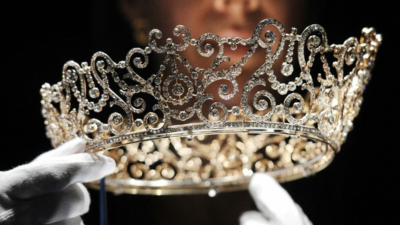  The Delhi Durbar Tiara
