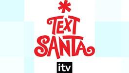 Text Santa Christmas 2014