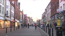 Pop-up shops to open in Carlisle city centre