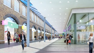 Shopping centre expansion could create hundreds of jobs