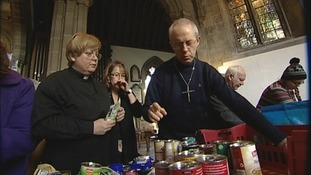 Archbishop has campaigned on poverty