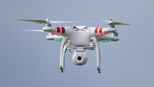 Air safety inpectors have investigated the first near miss between a plane and drone