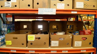 MPs and church join forced for foodbank report