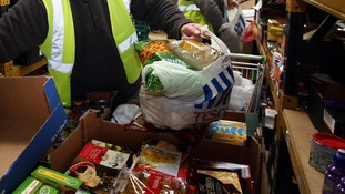 There are now around 1,500 emergency food assistance providers in Britain