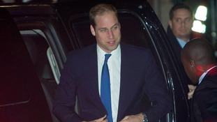 The Duke of Cambridge will urge nations today to redouble their efforts to combat the trade in illegal animal parts