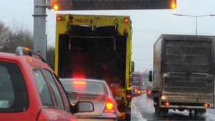 Schools, hospitals and care homes should not be built near busy roads, a report has said