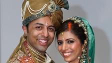 Shrien Dewani and wife Anni