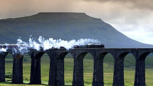 The Settle to Carlisle railway line is known as one of the most scenic in the UK.