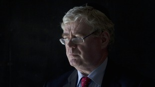 Irish Deputy PM Eamon Gilmore