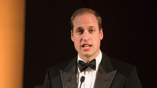 Prince William will give a key speech about the illegal wildlife trade at the World Bank.