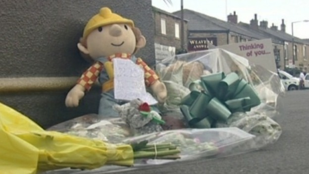 Roadside tributes