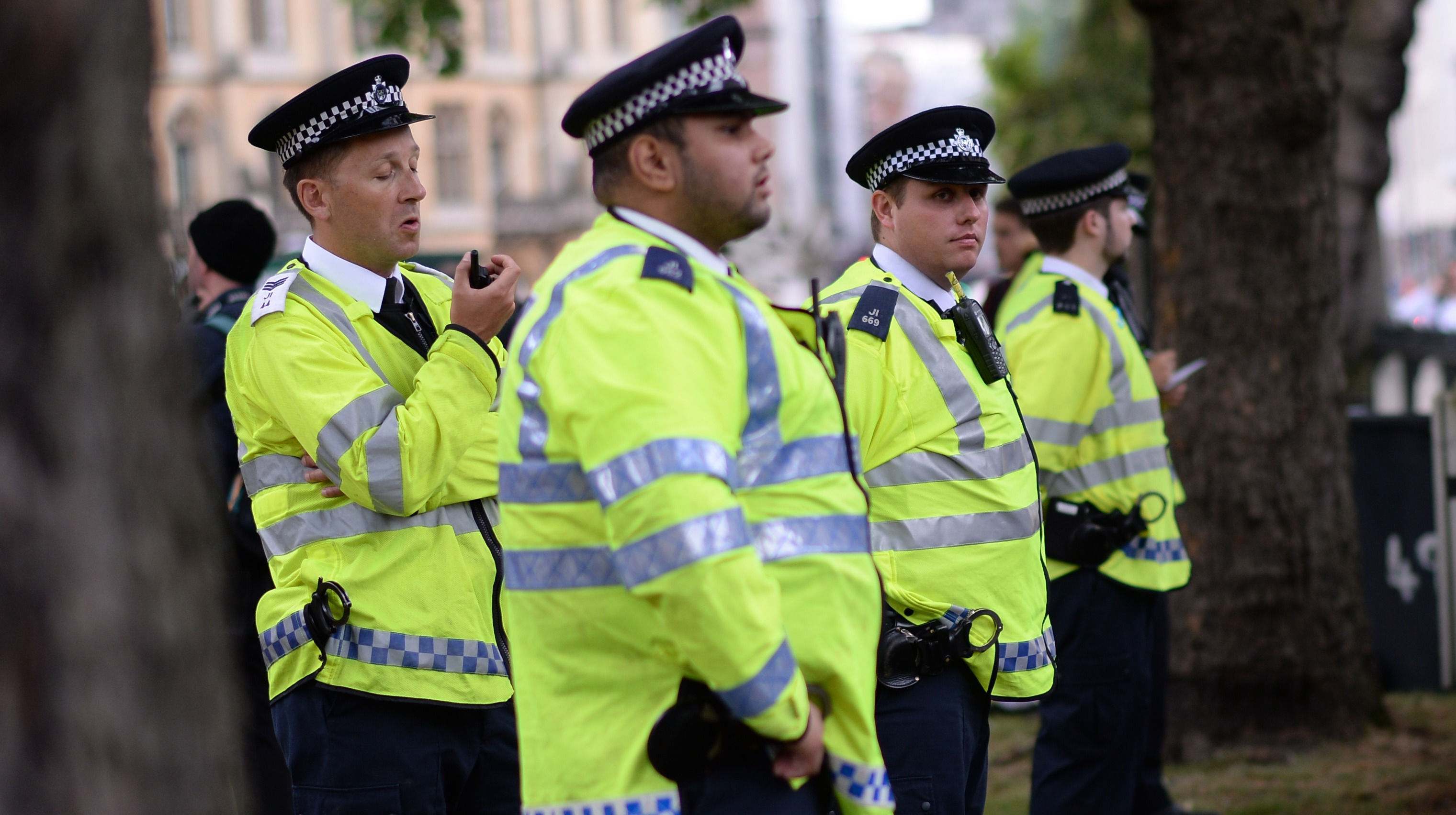 public opinion of police Free essay: public opinion of police by different ethnic groups xxxxxxxxx cja 344 march 24, 2014 benjamin harm public opinion of police by different ethnic.
