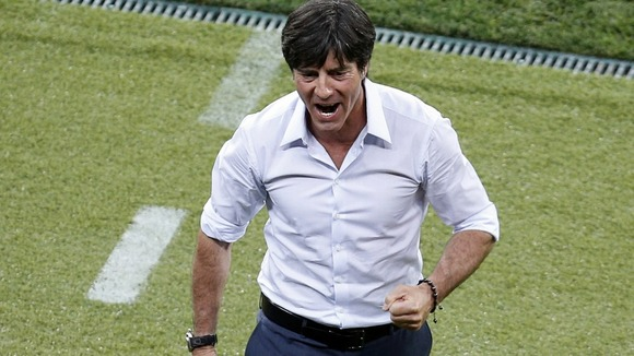Germany manager Joachim Low.