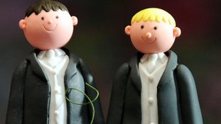 Ten couples to convert civil partnerships in Sussex
